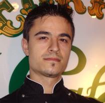 Héctor Carabias, jefe de cocina de El Corrillo, Salamanca