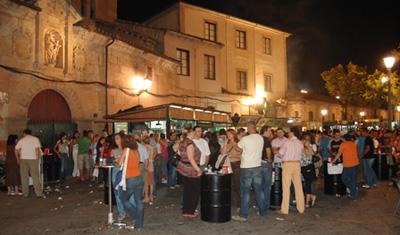 Caseta Feria de Día Salamanca