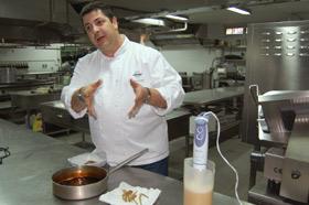 Jefe De Cocina Madrid | Tapa Salmantina Para Madrid Fusion Por Carlos Barco