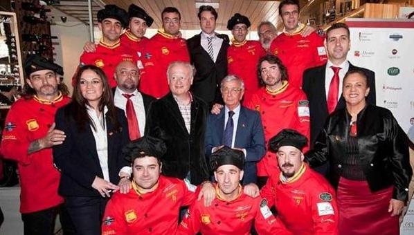Selección Española de cocina