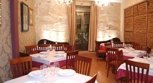Comedor del Casa Montero, Salamanca
