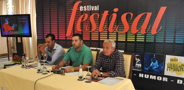 Presentación del Festival Festisal