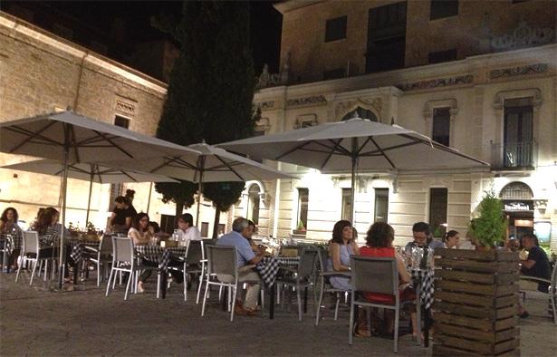 Terraza de Vida&Comida en Salamanca