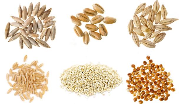 Cereales variados