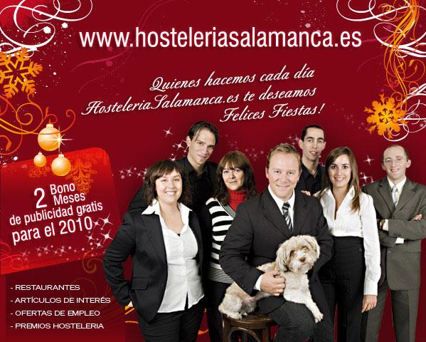 Christmas navideño de Hosteleriasalamanca.es