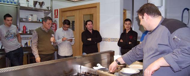Imagen del anterior Curso de cocina molecular en Salamanca