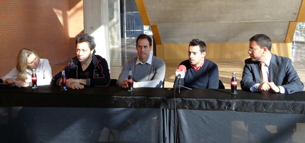Presentación Concierto Ochentero en Salamanca