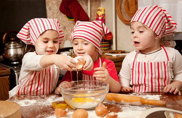 Talleres de cocina navide a para ni os en el corte ingl s for Taller cocina ninos