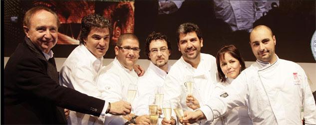Clausura de la edición 2009 de Madrid Fusión