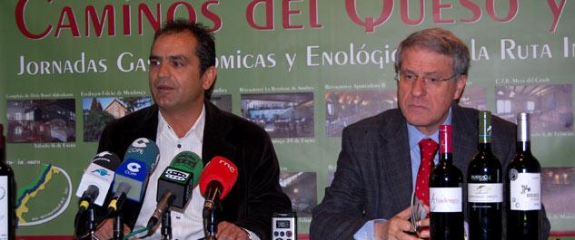 José Luis Pascual y Jesús Málaga