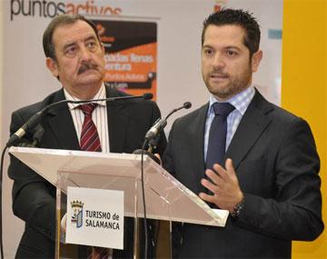 Julián Lanzarote y Julio López Revuelta