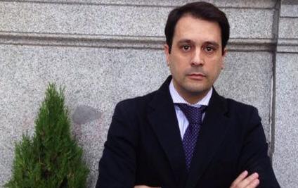 Sergio Martín, general manager de Hospes Salamanca