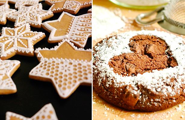 Receta galletas mangueadas