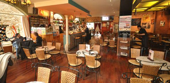 Café Corrillo de Salamanca