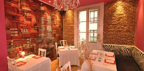 Restaurante El Pecado de Salamanca