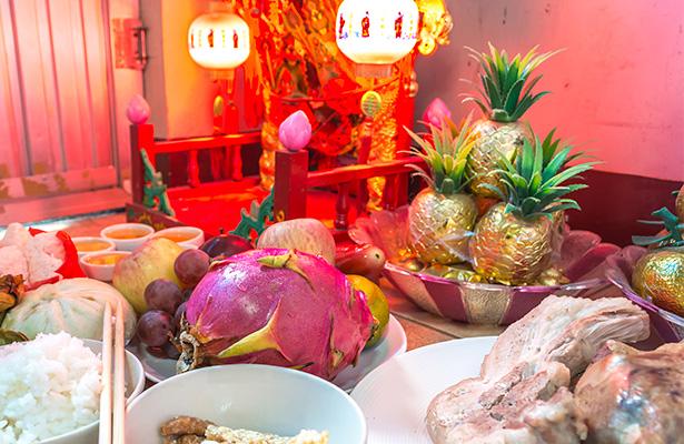 Qu se come para celebrar el a o nuevo chino - Como deshacerse de la mala suerte ...