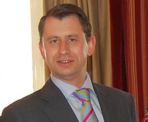 Javier Manzano, Director del Parador de Salamanca
