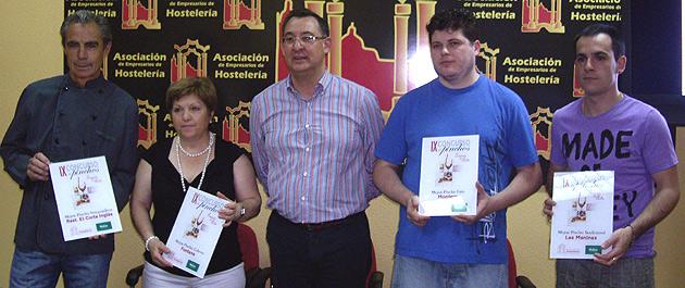 Ganadores Concurso de Pinchos Salamanca 2010