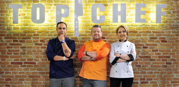 Top Chef España: Jurado