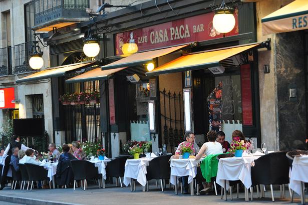 Restaurante Casa Paca en Salamanca