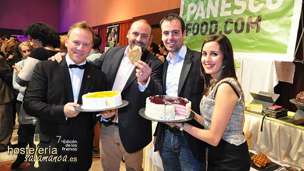 Panesco en los Premios HosteleriaSalamanca.es 2014