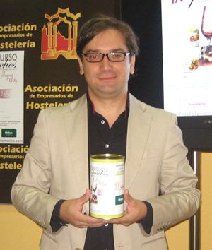Concurso de pinchos Salamanca 2010