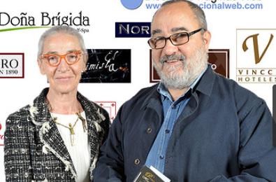 Víctor Salvador y su mujer Margarita