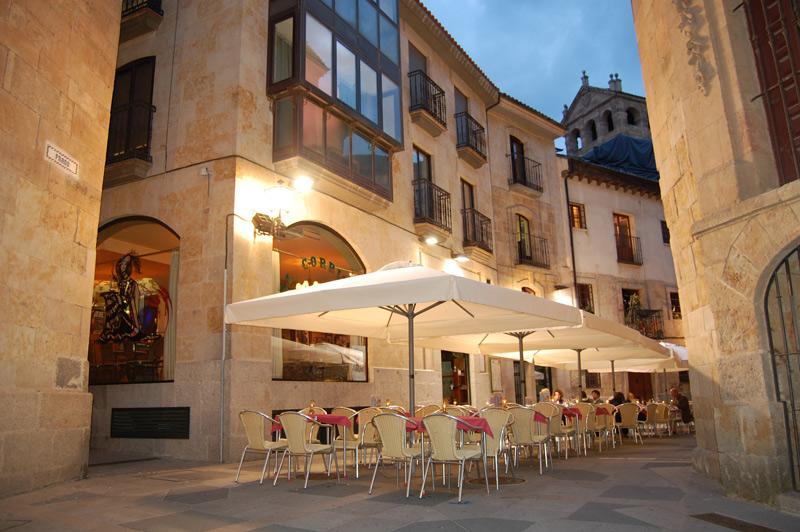 Terrazas de verano en Salamanca 2011