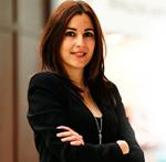 Eva González, periodista gastronómica Salamanca