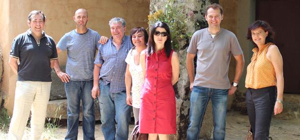 Sloww fodd en la Sierra de Salamanca