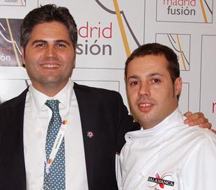 Gonzalo Sendín y Marcos Del Valle