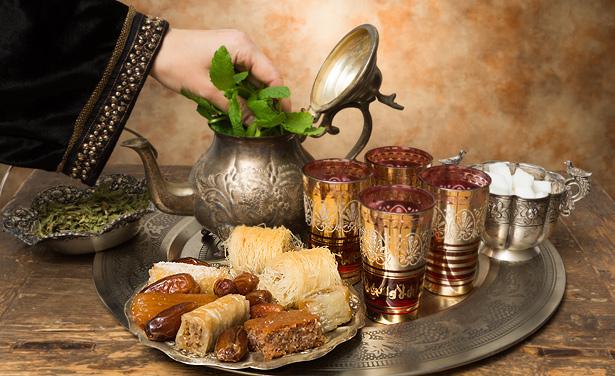 Alimentos en Ramadán