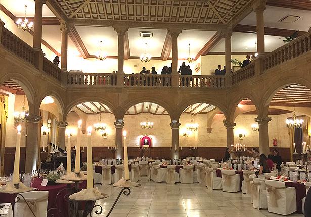 Bodas en Palacio de Figueroa Salamanca