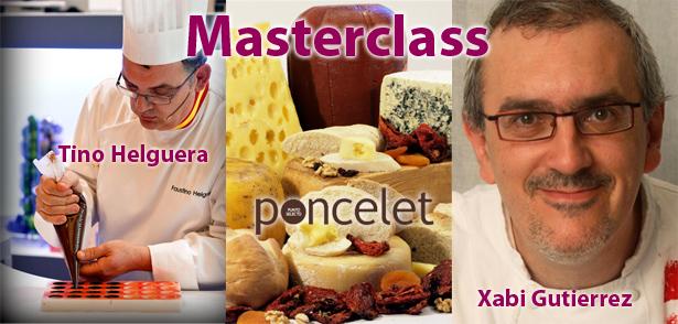 Masterclass en la Escuela Hostelería Salamanca