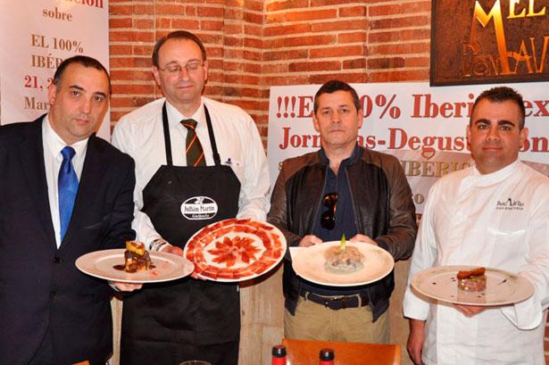 Jornadas del iberico en Don Mauro