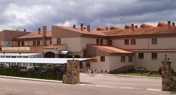 Hotel Mozárbez en Salamanca