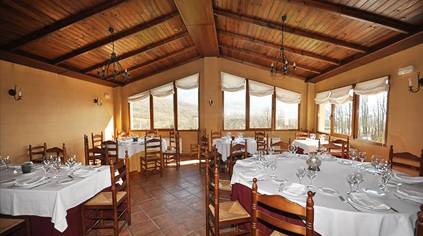 Restaurante La Corrobla, Béjar Salamanca