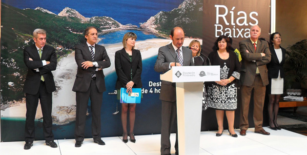 Presentación de la denominación Rías Baixas en Salamanca