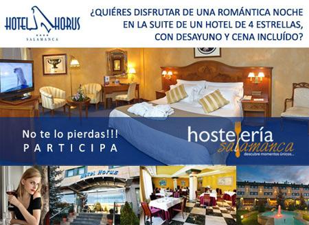 Concurso Hosteleria en Facebook