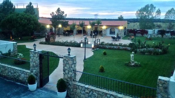 Jardines de Utrera en Salamanca