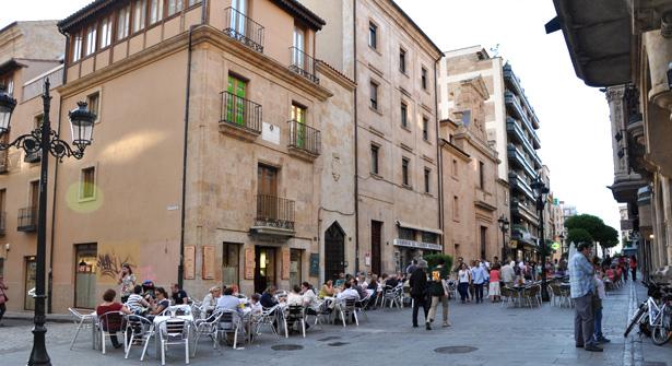 El Abc De Las Terrazas De Hostelería En Salamanca