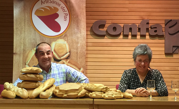 Aespan, asociación panaderos de Salamanca
