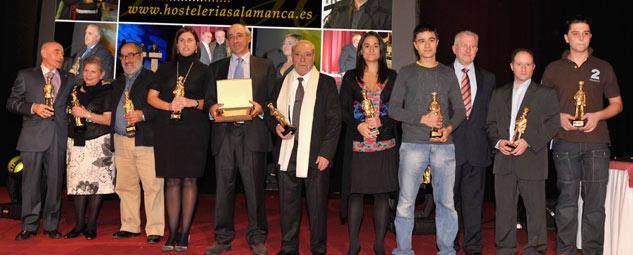 Ganadores de los Premios Hosteleriasalamanca.es 2009