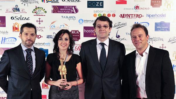 Premios Hosteleriasalamanca.es 2011