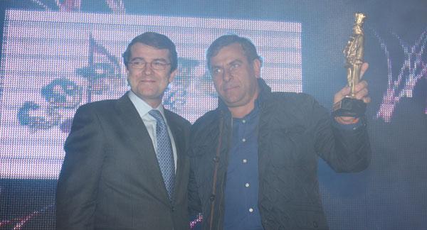 Premios Hosteleriasalamanca.es 2011 premio excelencia
