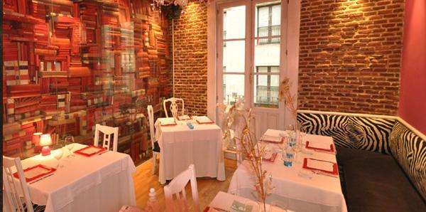 Restaurante El Pecado Salamanca