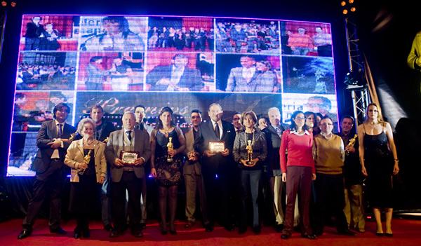 Ganadores en los Premios Hosteleriasalamanca.es 2010