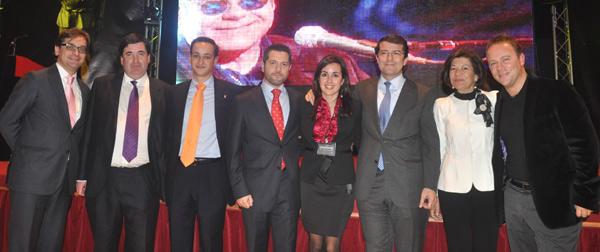 Autoridades Premios Hosteleriasalamanca.es 2010