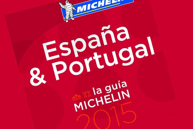 Guía MIchelín 2015