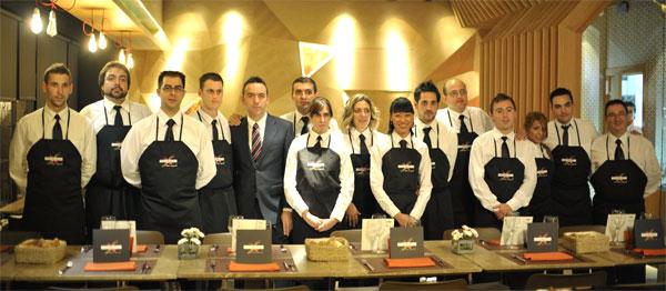 Presentación Salamanca para comérsela en Madrid